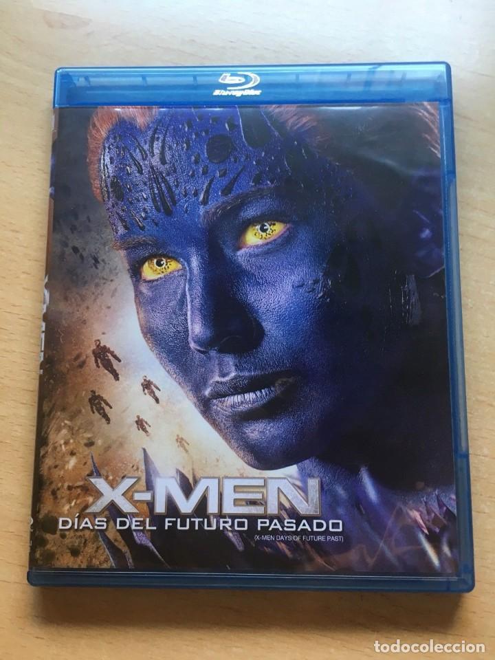 PELÍCULA X-MEN DÍAS DEL FUTURO PASADO (Cine - Películas - Blu-Ray Disc)