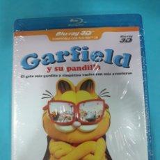 Cine: GARFIELD Y SU PANDILLA - BLURAY- PRECINTADA. Lote 142242830