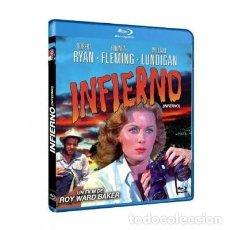 Cine - Infierno (Inferno) - Robert Ryan / Rhonda Fleming - Blu Ray Precintado - 142440442