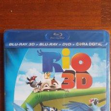 Cine: RÍO 3D. Lote 142441873