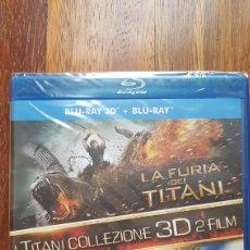 Cine: FURIA DE TITANES/IRA DE TITANES 3D. Lote 142442713