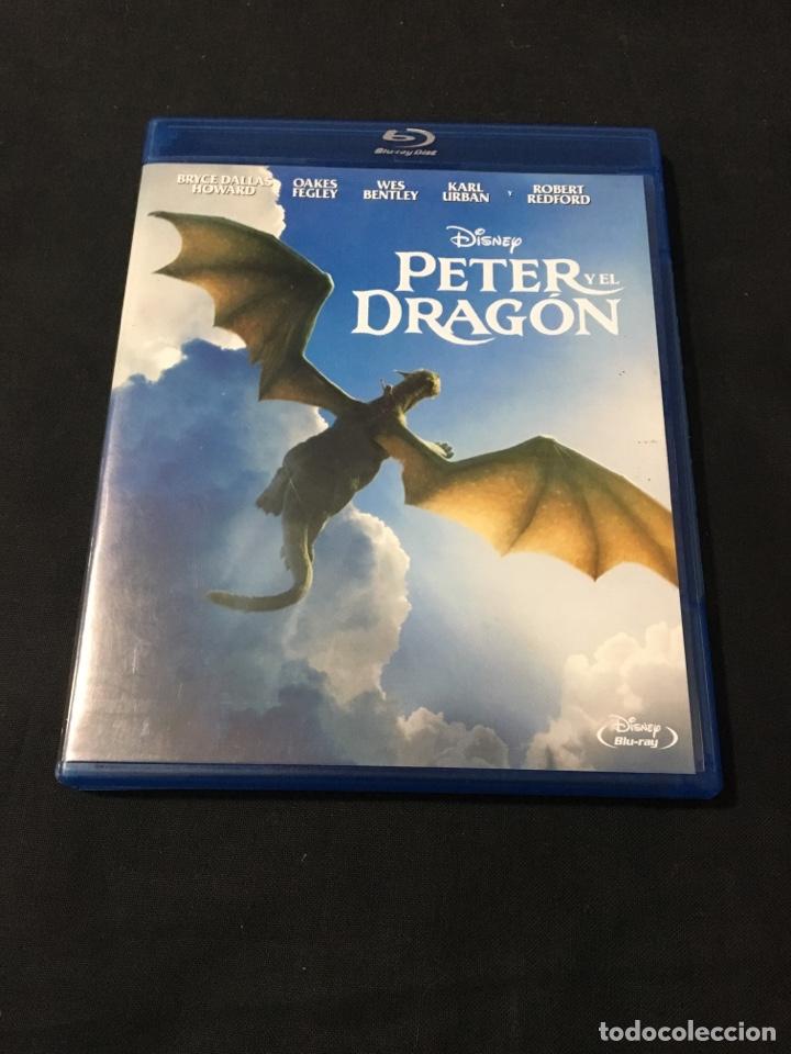 ( BRV2 ) PETER DRAGON ( BLURAY PROCEDENTE VIDEOCLUB ) (Cine - Películas - Blu-Ray Disc)