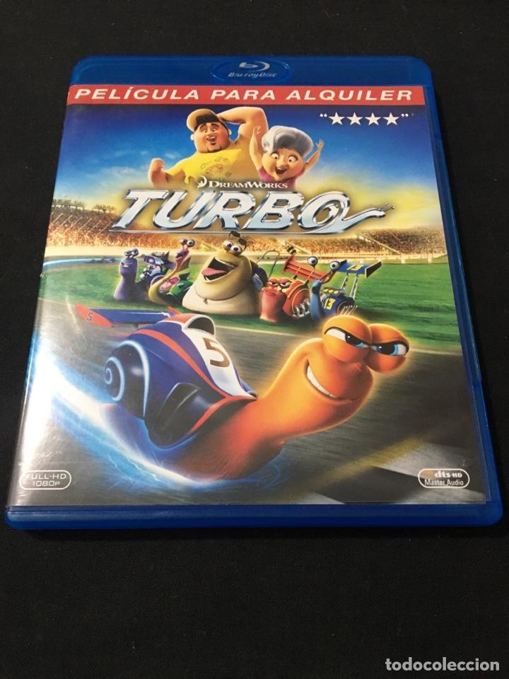 ( BRV7 ) TURBO ( BLURAY PROCEDENTE VIDEOCLUB ) (Cine - Películas - Blu-Ray Disc)