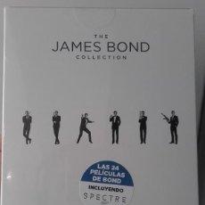 Cine: 007 JAMES BOND THE COLLECTION BLU RAY COLECCIÓN COMPLETA EDICIÓN COLECCIONISTA DE LUJO 24 PELÍCULAS. Lote 143152482