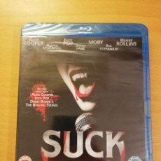 Cine: SUCK. VAMPIRES ROCK (DIRECTED BY ROB STEFANIUK) PRECINTADA. Lote 143223518