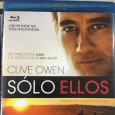 Cine: SOLO ELLOS. Lote 143495818