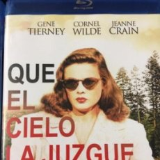 Cine: QUE EL CIELO LA JUZGUE. Lote 143501530
