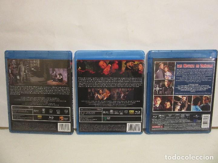 Cine: Producciones Hammer - Trilogia Del Terror - 3 x Bluray - 2015 - Spain - NM+/VG+ - Foto 4 - 143544174