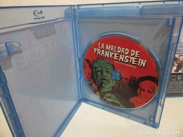 Cine: Producciones Hammer - Trilogia Del Terror - 3 x Bluray - 2015 - Spain - NM+/VG+ - Foto 5 - 143544174