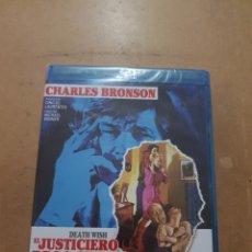 Cine: ( RESEN ) EL JUSTICIERO DE LA CIUDAD - BLURAY NUEVO PRECINTADO. Lote 143849226