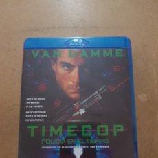 Cine: ( RESEN ) TIMECOP - BLURAY NUEVO PRECINTADO. Lote 143849313