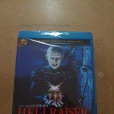 Cine: ( RESEN ) HELLRAISER - BLURAY NUEVO PRECINTADO. Lote 143849350