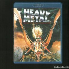 Cine: HEAVY METAL (1981) BLU RAY. Lote 143940094
