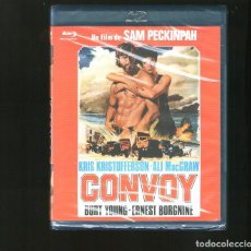 Cine: CONVOY (1978 SAM PECKINPAH) BLU RAY NUEVO PRECINTADO. Lote 143941462