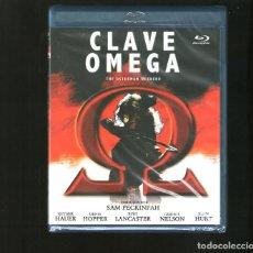Cine: CLAVE OMEGA (THE OSTERMAN WEEKEND - 1983 BLU RAY NUEVO PRECINTADO. Lote 143942654