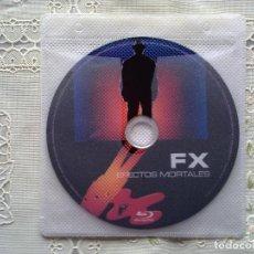 Cine: F/X, EFECTOS MORTALES - SÓLO DISCO. Lote 143958194