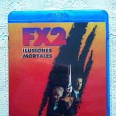Cine: F/X 2, ILUSIONES MORTALES. Lote 143958250
