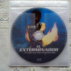 Cine: EL EXTERMINADOR - SÓLO DISCO. Lote 143958298
