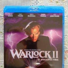 Cine: WARLOCK 2 - EL APOCALIPSIS FINAL. Lote 143958586