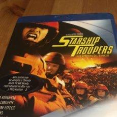 Cine: STARSHIP TROOPERS - BLURAY. Lote 143993566