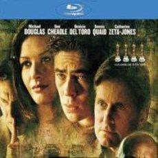 Cine: TRAFFIC DIRIGIDA POR STEVEN SODERBERGH PROTAGONIZADA POR MICHAEL DOUGLAS, DON CHEADLE, BENICIO DEL. Lote 144032130