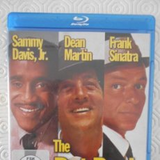 Cine: THE RAT PACK. SAMMY DAVIS, JR. DEAN MARTIN. FRANK SINATRA. BLURAY. 86 MINUTOS. 21 CANCIONES. INGLES.. Lote 144082914