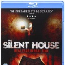 Cine: THE SILENT HOUSE - BLURAY USADO UNA VEZ, FILM DE IMPORTACION EN CASTELLANO UNICO EN TC. Lote 144156390