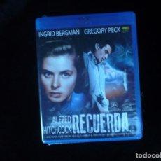 Cine: RECUERDA ALFRED HITCHCOCK - BLURAY NUEVO PRECINTADO. Lote 179036136