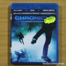 Cine: CHRONICLE VERSION EXTENDIDA - BLU RAY. Lote 144959681