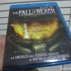 Cine: HALO: THE FALL OF REACH BLURAY. Lote 147103046
