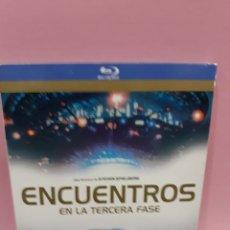 Cine: ENCUENTROS EN LA TERCERA FASE BLURAY -SEMINUEVO-. Lote 147577853