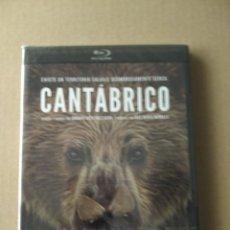 Cine: CANTÁBRICO (BLU-RAY DISC). Lote 147580822