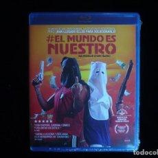 Cine: EL MUNDO ES NUESTRO - BLURAY NUEVO PRECINTADO. Lote 210425546