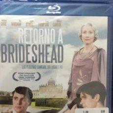 Cine: RETORNO A BRIDESHEAD (NUEVA Y PRECINTADA). Lote 149596258