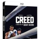 Cine: CREED BLURAY STEELBOOK - EDICION DE CAJA METALICA PRECINTADA Y EN CASTELLANO. Lote 149951166