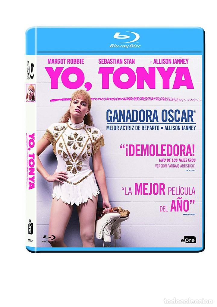 YO, TONYA - CRAIG GILLESPIE (Cine - Películas - Blu-Ray Disc)