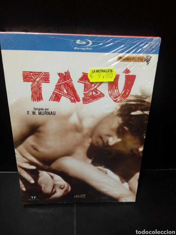TABÚ BLU RAY (Kino - Filme - Blu-Ray Disc)