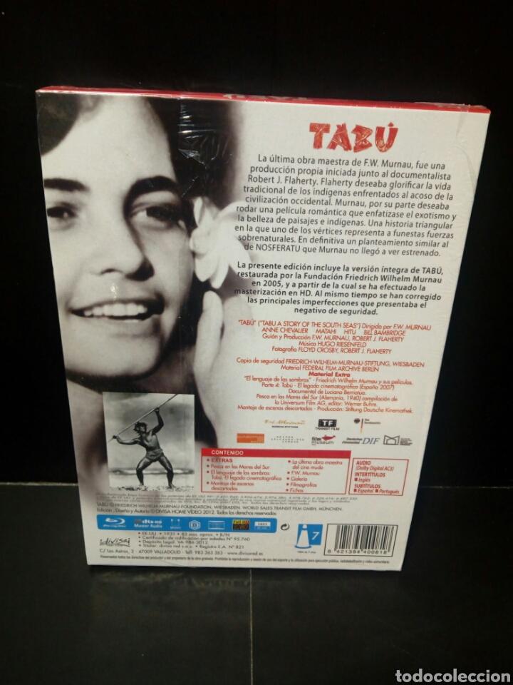 Kino: Tabú Blu ray - Foto 2 - 150812653
