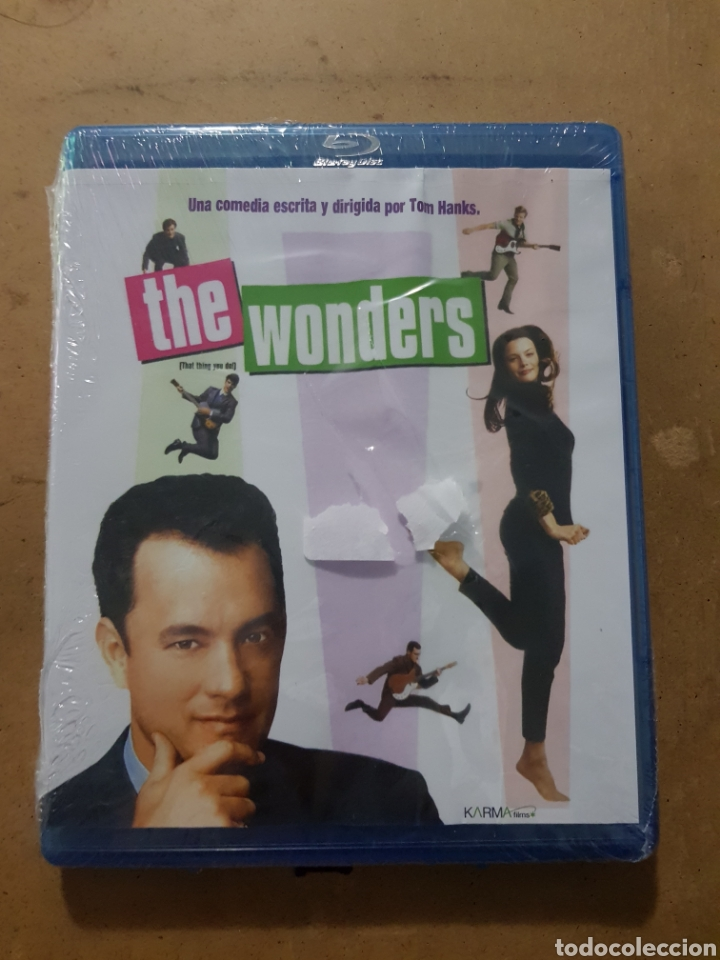 Cine: (KARMA ) THE WONDERS - BLURAY NUEVO PRECINTADO - Foto 1 - 150847645