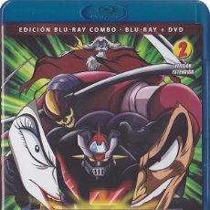 Cine: MAZINGER Z - VOL. 2 (BLU-RAY + DVD). Lote 150864954