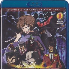 Cine: MAZINGER Z - VOL. 3 (BLU-RAY + DVD). Lote 150864958