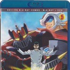 Cine: MAZINGER Z - VOL. 5 (BLU-RAY + DVD). Lote 150864966