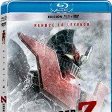 Cine: MAZINGER Z: INFINITY (BLU-RAY + DVD). Lote 150867005