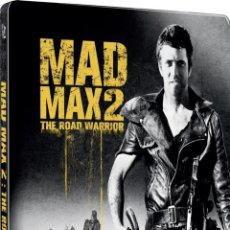 Cine: MAD MAX 2: THE ROAD WARRIOR (BLU-RAY) (ED. METÁLICA). Lote 150868470