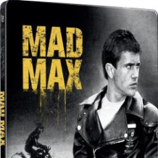 Cine: MAD MAX (BLU-RAY) (ED. METÁLICA). Lote 150868474