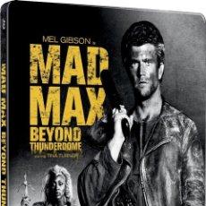Cine: MAD MAX 3: BEYONG THUNDERDOME (BLU-RAY) (ED. METÁLICA). Lote 150868498