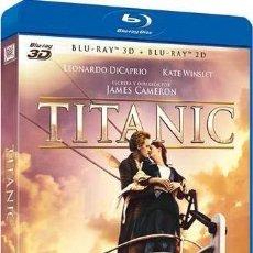 Cine: TITANIC (BLU-RAY 3D + BLU-RAY). Lote 150870112