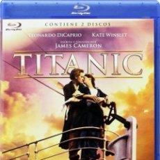 Cine: TITANIC (BLU-RAY) (2 DISCOS). Lote 150870628
