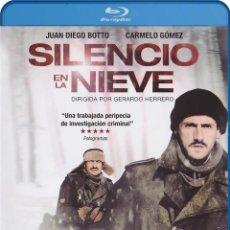 Cine: SILENCIO EN LA NIEVE (BLU-RAY). Lote 150871980