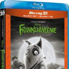 Cine: FRANKENWEENIE (BLU-RAY 3D + BLU-RAY 2D). Lote 150872409